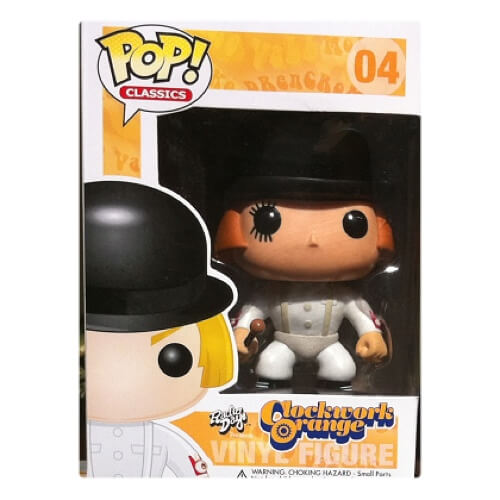 Funko Clockwork Orange Pop! Vinyl