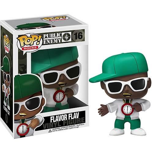 Funko Flava Flav Pop! Vinyl