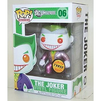 Funko The Joker (Chase Light Suit) Pop! Vinyl