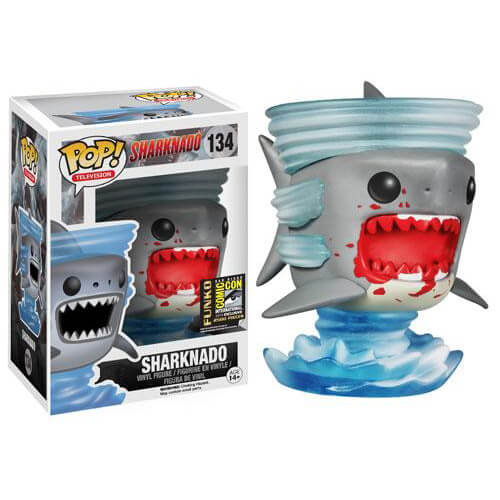Funko Sharknado SDCC 2014 Pop! Vinyl