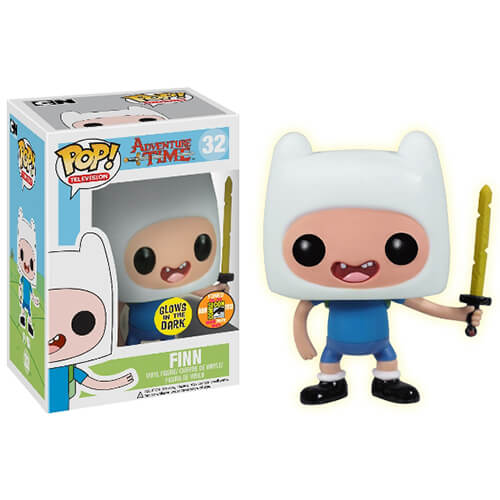 Funko Finn (SDCC) Pop! Vinyl