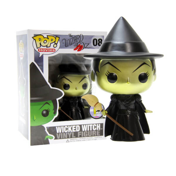 Funko Wicked Witch (Metallic) Pop! Vinyl