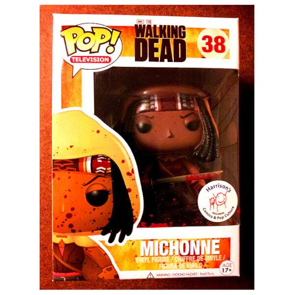 Funko Bloody Michonne Pop! Vinyl