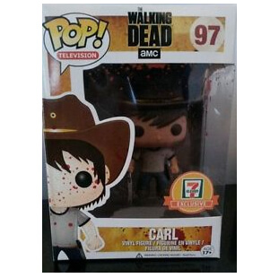 Funko Bloody Carl 7/11 Pop! Vinyl