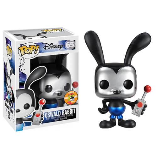 Funko Oswald Rabbit (Metallic) Pop! Vinyl