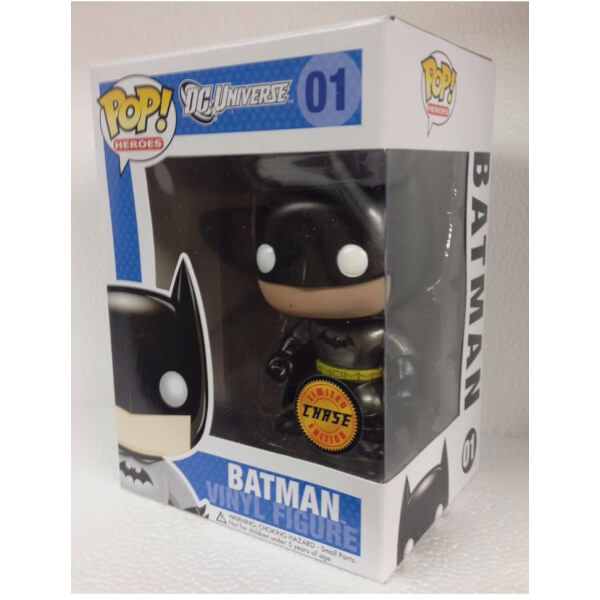 Funko Batman (Chase) Pop! Vinyl