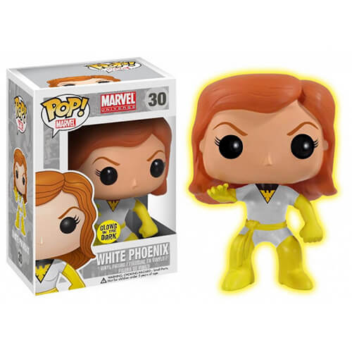 Funko White Phoenix Glow (Conquest Comics) Pop! Vinyl
