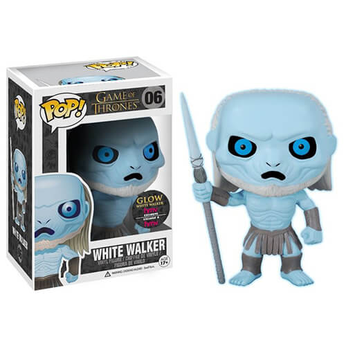 Funko White Walker (GITD Hmv Exclusive) Pop! Vinyl