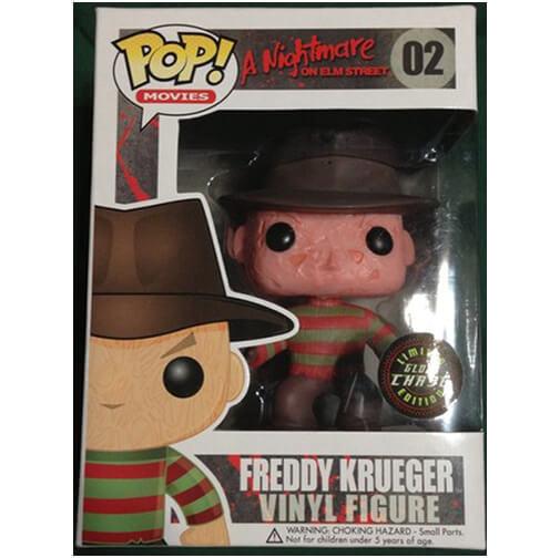 Funko Freddy Krueger (Chase) Pop! Vinyl