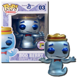 Funko Boo Berry (Metallic) Pop! Vinyl