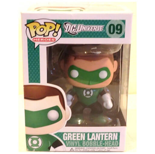 Funko Green Lantern (Bobblehead) Pop! Vinyl