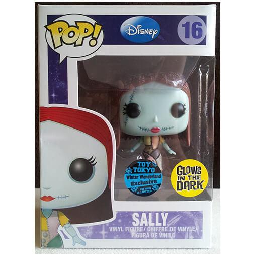 Funko Sally (GITD) Pop! Vinyl