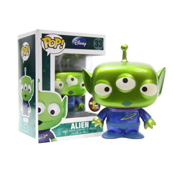 Funko Alien (Metallic) Pop! Vinyl
