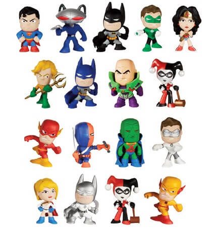 Funko DC Super Heroes Series 2 x 12 Pop! Vinyl