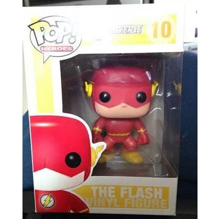 Funko The Flash (No Symbol Error) Pop! Vinyl