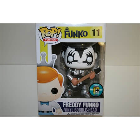 Funko Kiss (Freddy) Pop! Vinyl