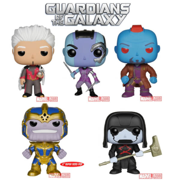 Funko Guardians Of The Galaxy Series 2 Pop! Vinyl