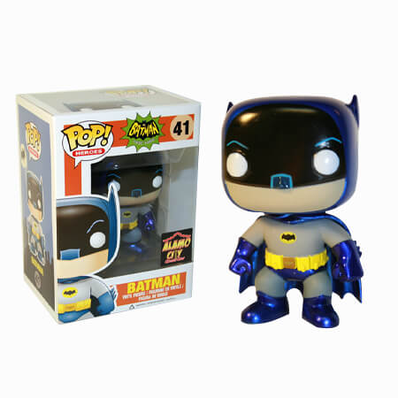 Funko Batman (Classic 66) Alamo Exclusive Pop! Vinyl