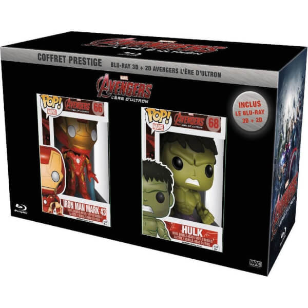 Funko Age Of Ultron Box Set Pop! Vinyl