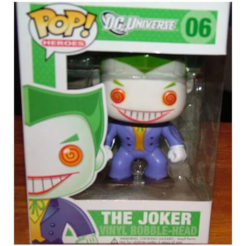 Funko Joker Pop! Vinyl