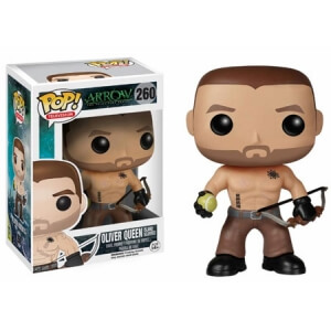 Funko Oliver Queen Island Scarred Pop! Vinyl
