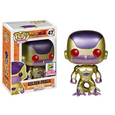 Funko Golden Frieza (Red Eyes) Pop! Vinyl