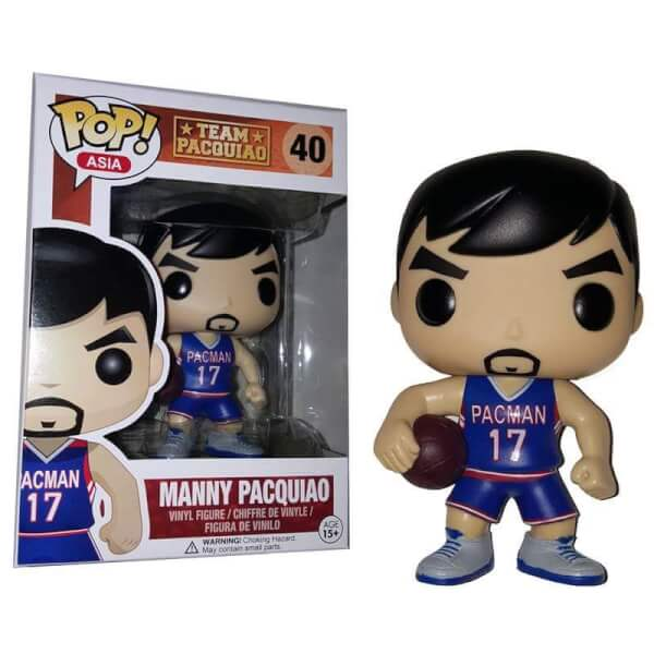 Funko Manny Pacquiao (Basketball) Pop! Vinyl