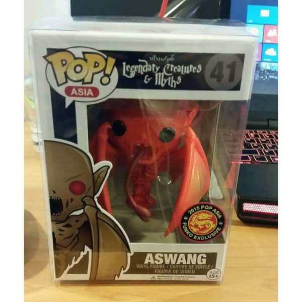 Funko Aswang (Orange) Pop! Vinyl