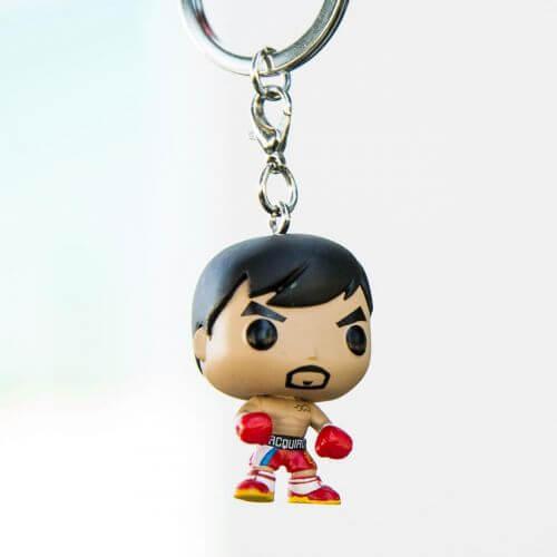 Funko Manny Pacquiao Pop! Keychain