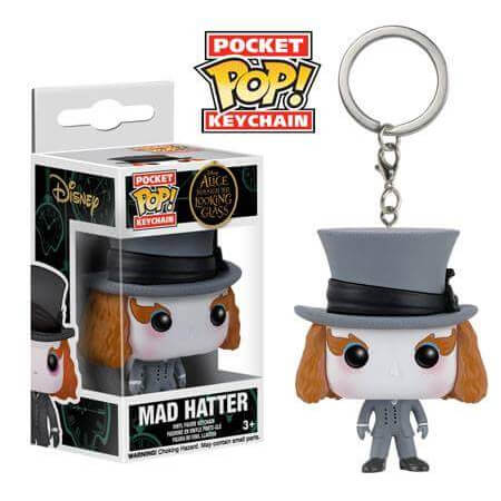 Funko Mad Hatter Pop! Keychain