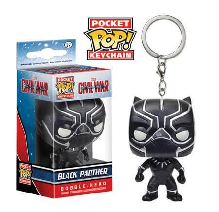 Funko Black Panther Pop! Keychain