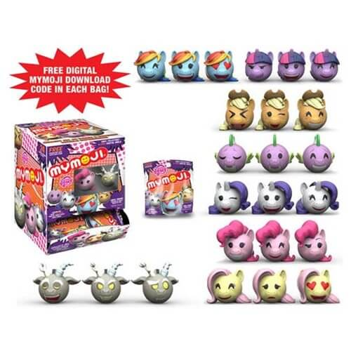 Funko Mymoji Mlp: Friendship Is Magic Mini-Figure Other