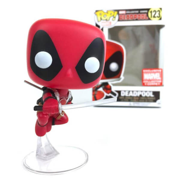 Funko Deadpool (MCC Exclusive) Pop! Vinyl