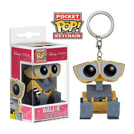 Funko Wall-E Pop! Keychain