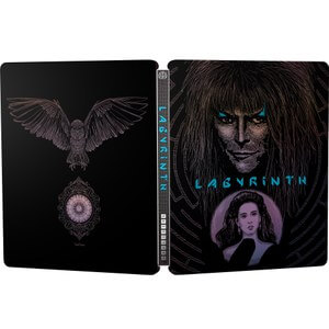 Merch Labyrinth Steelbook Other Items