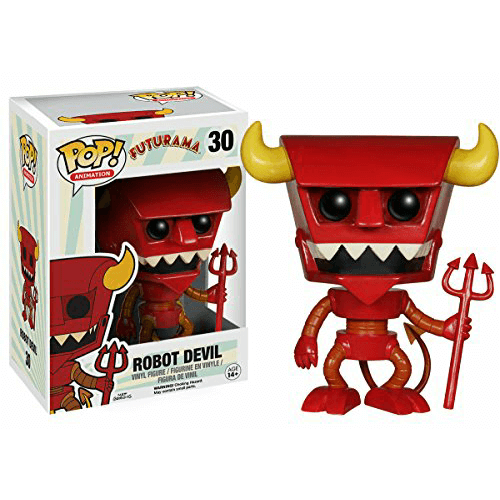 Funko Robot Devil Pop! Vinyl