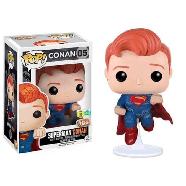 Funko Superman Conan Pop! Vinyl