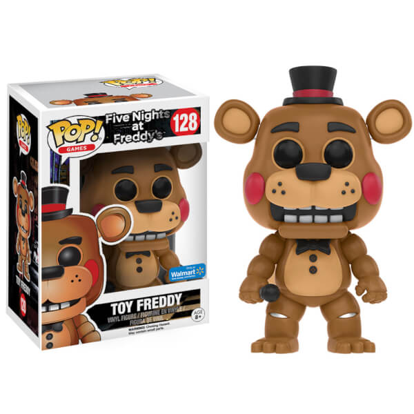 Funko Toy Freddy Pop! Vinyl