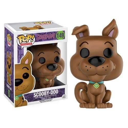 Funko Scooby-Doo Pop! Vinyl