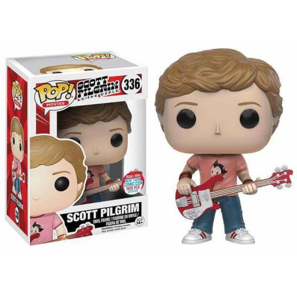 Funko Scott Pilgrim (Astro Boy Shirt) Pop! Vinyl