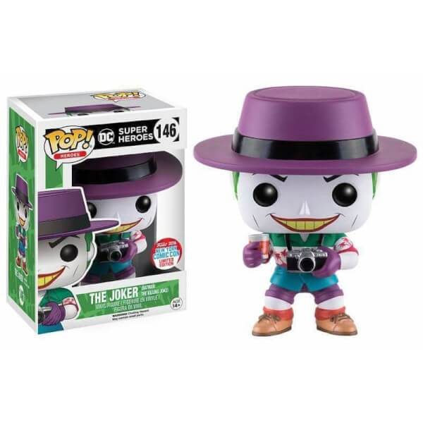 Funko The Joker (The Killing Joke) Pop! Vinyl