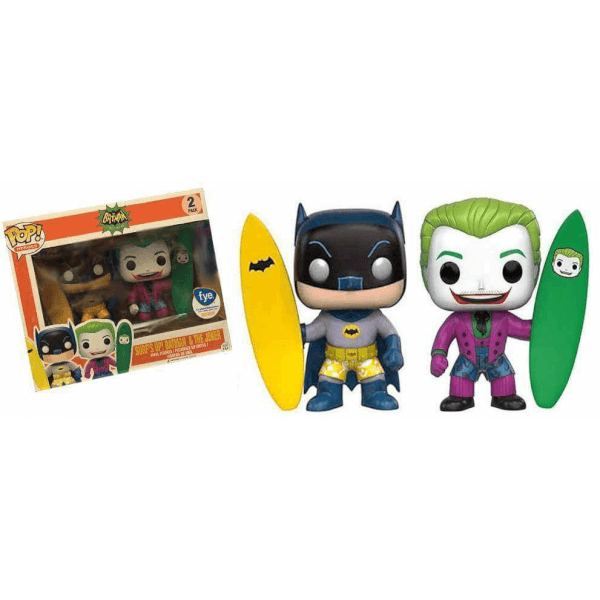 Funko Surfs Up Batman & The Joker (2-Pack) Pop! Vinyl