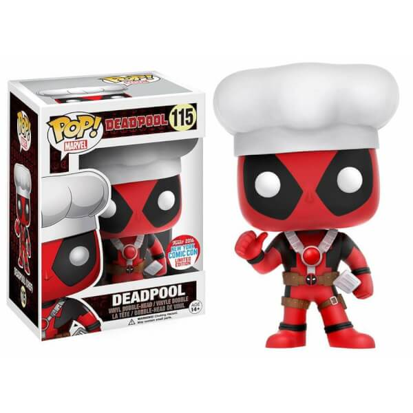 Funko Deadpool (Chef) Pop! Vinyl