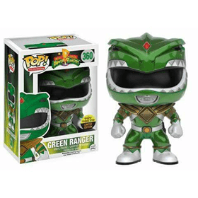 Funko Green Ranger (Metallic) Pop! Vinyl