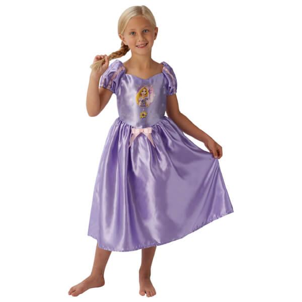 Disney Girls' Rapunzel Fancy Dress Costume