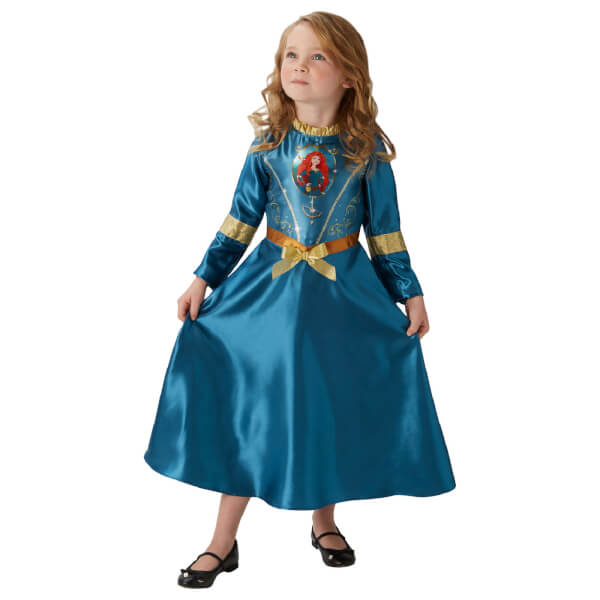 Disney Girlsu0027 Brave Merida Fancy Dress Costume  sc 1 st  Zavvi & Disney Girlsu0027 Brave Merida Fancy Dress Costume Parties | Zavvi