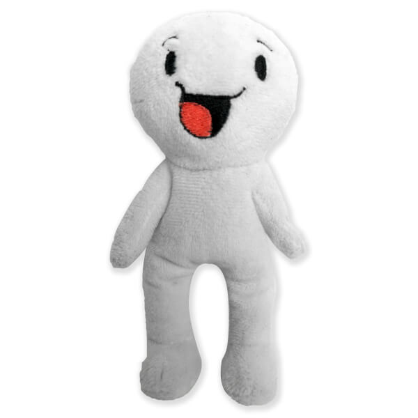 Peluche Odd1out -Blanc