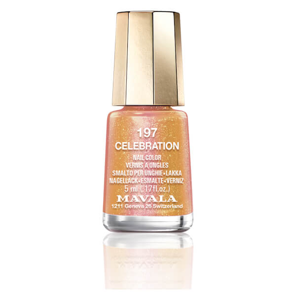Mavala Disco Collection Polychrome Effect Nail Colour - 197 Celebration