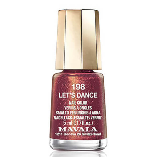 Mavala Disco Collection Polychrome Effect Nail Colour - 198 Let's Dance