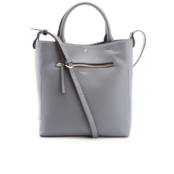 Fiorelli Women s McKenzie North South Tote Bag - City Grey Clothing ... 46f3cc3766